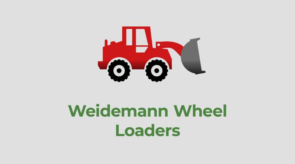 Weidemann Wheel Loaders