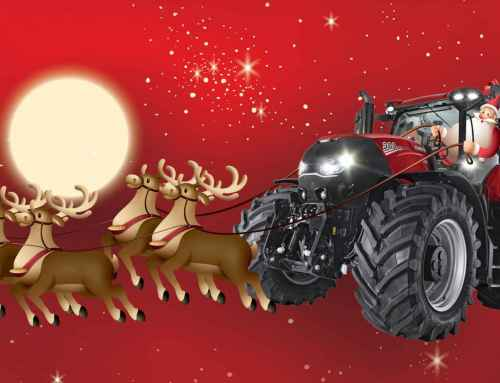 Merry Christmas From All at Stamford Agricultural Services Ltd