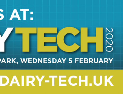 Come and see us at DairyTech on Wednesday 5th February