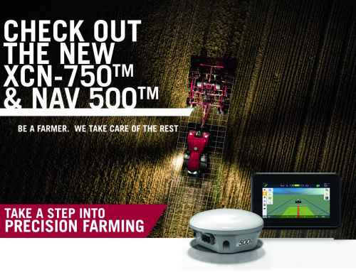 Now is the perfect opportunity to get started with Precision Farming!