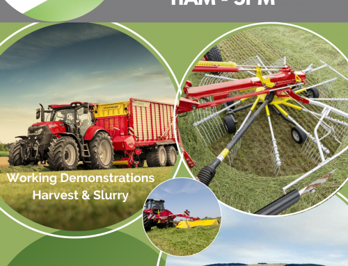 Come & join us for our Grassland & Slurry Event!